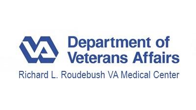Department of Veterans Affairs - Richard L. Roudebush VA Medical Center logo