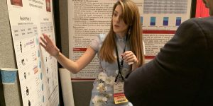 Heather Taylor presents poster