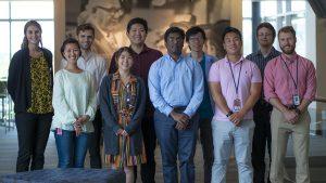 IMPRS Summer Scholars Group photo