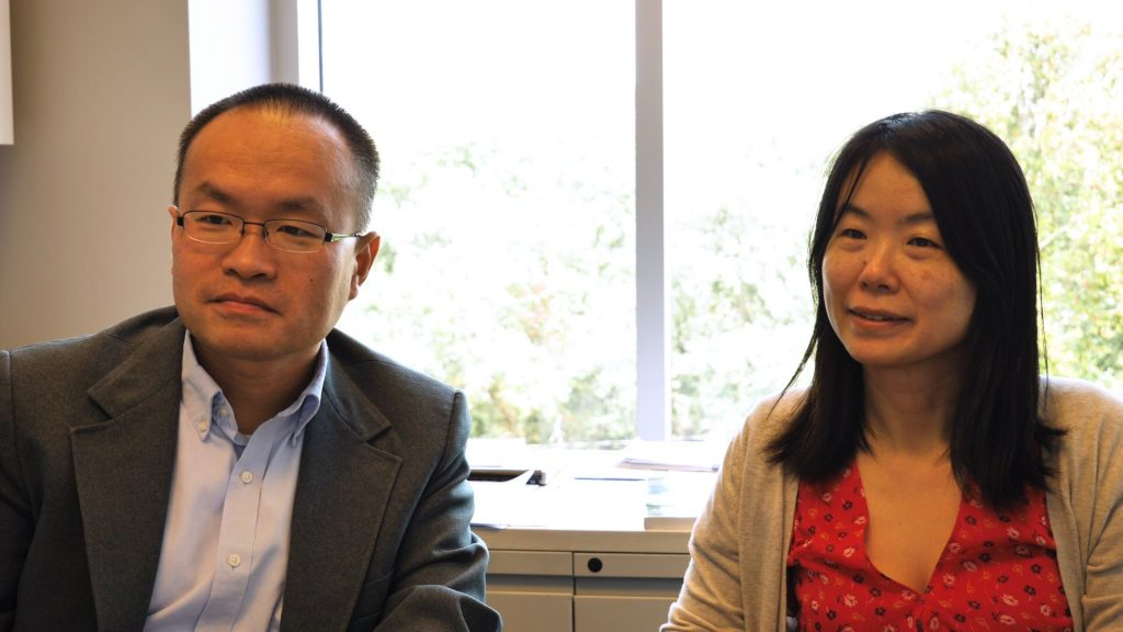 Dr. Huang and Dr. Luo on cancer symptom clusters